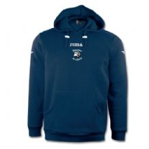 Sullane Fc Combi Cotton Hoodie Pullover - Navy